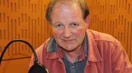 A picture of Michael Morpurgo who read the Radio 4 appeal and is a well known author.