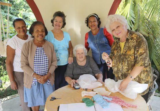 Weavers of Hope group