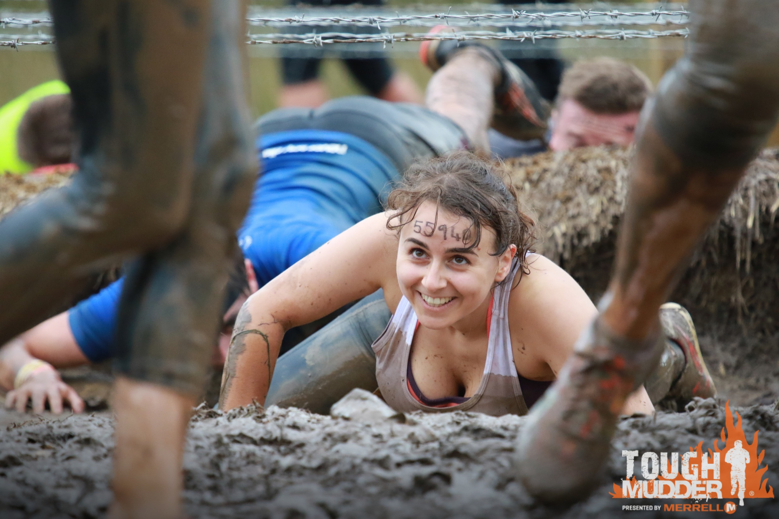 Photo sent by Jessica Allen - check permissions of Tough Mudder photos before publishing in print 3