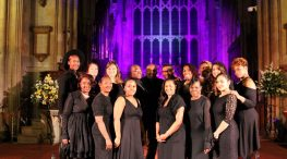The award winning IDMC Gospel Choir, who will be performing on the night