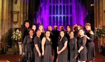 The award winning IDMC Gospel Choir, who will be performing on the night