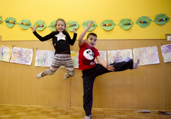 Cultural education programme for Roma children and young people in